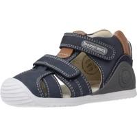 Chaussures Fille Sandales et Nu-pieds Biomecanics 202144 Bleu
