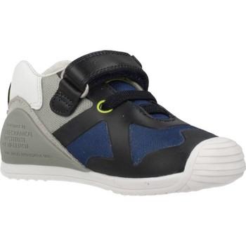Chaussures Garçon Baskets basses Biomecanics 202153 Bleu