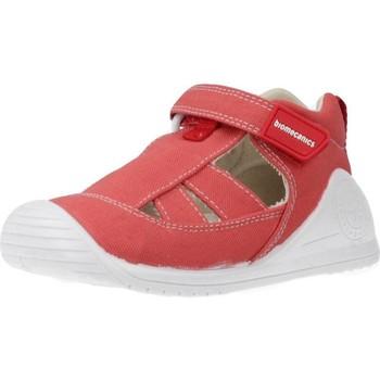 Chaussures Garçon Sandales sport Biomecanics 202211 Rouge
