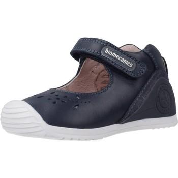 Chaussures Fille Ballerines / babies Biomecanics 202110 Bleu