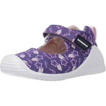 Chaussures Fille Derbies & Richelieu Biomecanics 202204 Violet