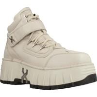 Chaussures Femme Bottines Bronx BRONX BM0ON-WALKK Beige