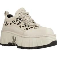 Chaussures Femme Baskets basses Bronx BRONX M0ON-WALKK Beige