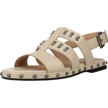Chaussures Femme Sandales et Nu-pieds Geox D KOLLEEN A Beige