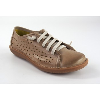 Chaussures Femme Derbies Chacal Chaussure femme  5012 taupe Marron