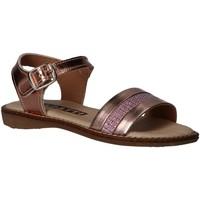 Chaussures Fille Sandales et Nu-pieds Garatti AN0091 Rosa