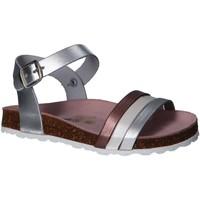 Chaussures Fille Sandales et Nu-pieds Garatti AN0093 Plateado