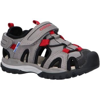 Chaussures Enfant Sandales sport Geox J020RA 014ME J BOREALIS Gris