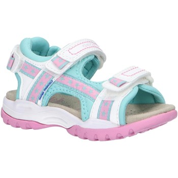 Chaussures Fille Sandales sport Geox J020WA 05415 J BOREALIS Blanco