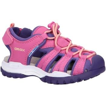 Chaussures Fille Sandales sport Geox J020WB 05015 J BOREALIS Rosa
