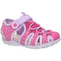 Chaussures Fille Sandales sport Geox J92D9B 0CE15 J S ROXANNE Rosa