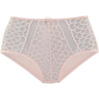 Sous-vêtements Femme Culottes & slips Lascana Slip taille haute Camilla rose Rose
