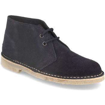 Chaussures Femme Boots Shoes&blues DB01 Marino