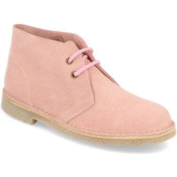 Chaussures Femme Boots Shoes&blues DB01 Rosa