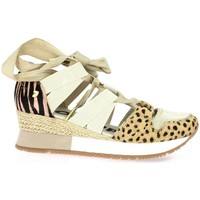 Chaussures Femme Baskets mode Gioseppo Baskets toile/poulain  multi Multi