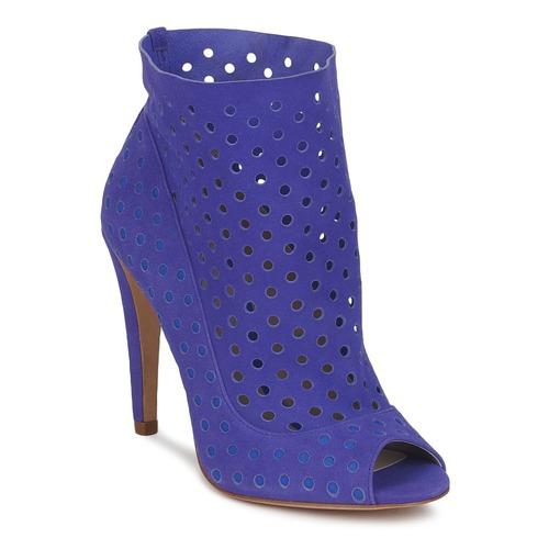 Bottines / Boots Bourne RITA Bleu 350x350