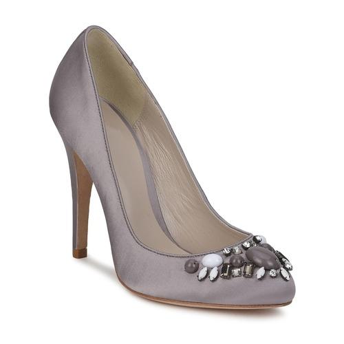 Kitty Gris Bourne Chaussures Femme Escarpins 8Nn0mw