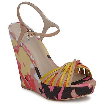Sandale Bourne KARMEL Beige / Multicolore 350x350