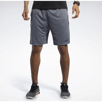 Vêtements Homme Shorts / Bermudas Reebok Sport Short Workout Ready grey
