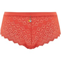 Sous-vêtements Femme Shorties & boxers Pommpoire Shorty orange Aloha Orange