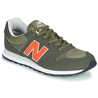 Chaussures Homme Baskets basses New Balance 500 Kaki / Orange