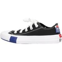 Chaussures Garçon Baskets basses Converse - Ctas ox nero 366992C NERO