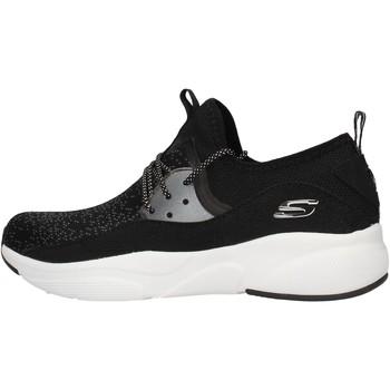 Chaussures Femme Baskets mode Skechers - Meridian nero 13009 BKW NERO