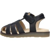 Chaussures Garçon Chaussures aquatiques Naturino - Sandalo blu ZIGGY-0C01 BLU