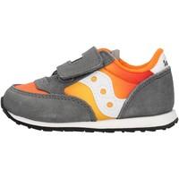 Chaussures Garçon Baskets mode Saucony - Baby jazz hl arancione SL263102 GIALLO