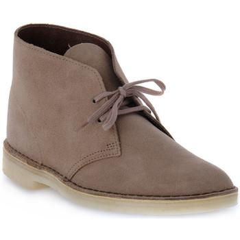 Chaussures Homme Boots Clarks DESERT BOOT MUSHROOM Marrone