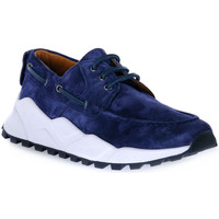 Chaussures Homme Chaussures bateau Voile Blanche C01 EXTREEMER BLU Blu