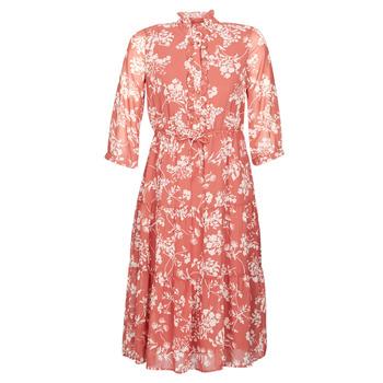 Vêtements Femme Robes longues Vero Moda VMDINO Orange