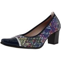 Chaussures Femme Escarpins Dorking 8139 bleu