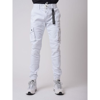 Vêtements Homme Pantalons cargo Project X Paris Pantalon Blanc