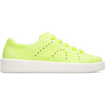 Chaussures Baskets mode Camper Baskets cuir Courb jaune