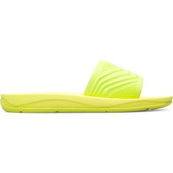 Chaussures Homme Sandales et Nu-pieds Camper Match K100564-002 Sandales Homme jaune