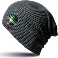 Accessoires textile Bonnets Result Bonnet  Core Softex gris charbon