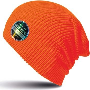 Accessoires textile Bonnets Result Bonnet  Core Softex orange