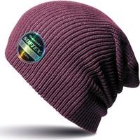 Accessoires textile Bonnets Result Bonnet  Core Softex rouge bordeaux