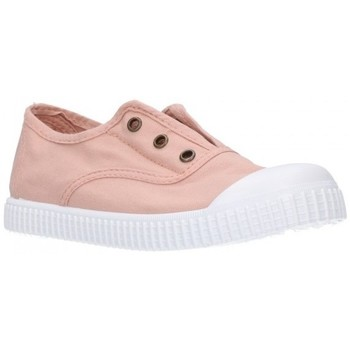 Chaussures Fille Baskets basses Potomac 292   C247   Nude Niña Nude rose