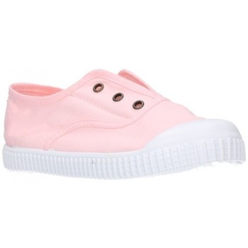 Chaussures Fille Baskets basses Potomac 292   C226    Rosa Niña Rosa rose