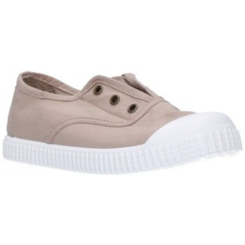 Chaussures Garçon Baskets basses Potomac 292   C102    Taupe Niño Taupe marron