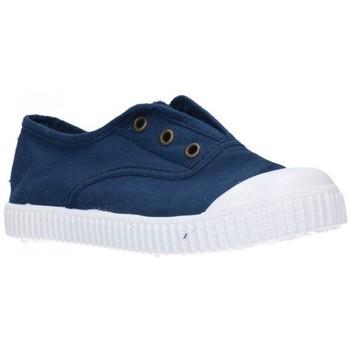 Chaussures Garçon Baskets basses Potomac 292   C57    Azul Marino Niño Azul marino bleu