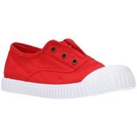 Chaussures Garçon Baskets basses Potomac 292   C39    Rojo Niño Rojo rouge