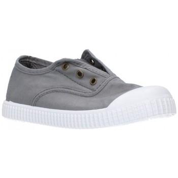 Chaussures Garçon Baskets basses Potomac 292   C41     Gris Niño Gris gris