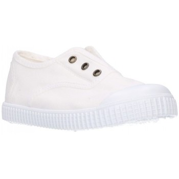 Chaussures Garçon Baskets basses Potomac 292   C4     Blanco Niño Blanco blanc