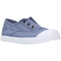 Chaussures Garçon Baskets basses Potomac 292   C17   Jeans Niño Jeans bleu