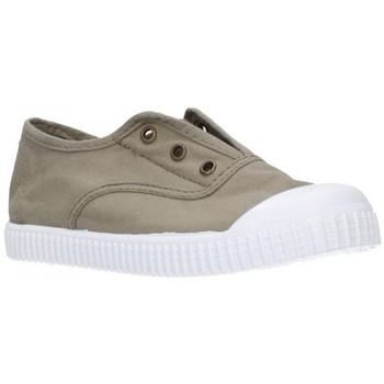 Chaussures Garçon Baskets basses Potomac 292   C31     Kaki Niño Kaki vert