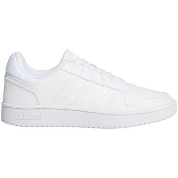 Chaussures Homme Baskets basses adidas Originals Hoops 20 K Blanc
