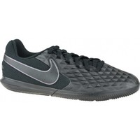 Chaussures Enfant Sport Indoor Nike Tiempo Legend 8 Club IC Jr noir